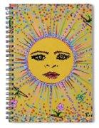 A Melody Spiral Notebook