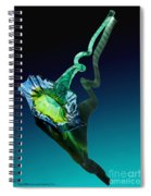 Melodious Growth Spiral Notebook