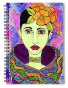Melora Spiral Notebook