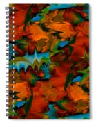 Meltdown Spiral Notebook