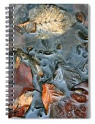 Melted Colors Spiral Notebook