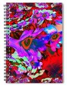 Melted Together  Spiral Notebook