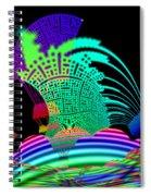 Melterners Spiral Notebook