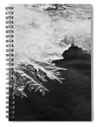 Melting Creek Spiral Notebook