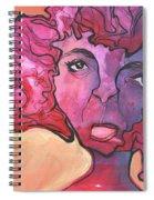 Melting Point Spiral Notebook