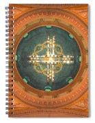 Memorial Presbyterian Church Ceiling Spiral Notebook
