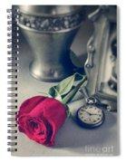Memorial Still-live Spiral Notebook