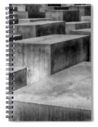Memorial To The Murdered Jews Of Europe Spiral Notebook