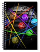 Memories Are Made Of This Spiral Notebook