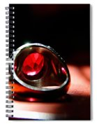 Memories Spiral Notebook