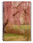 Memories - Holmdel Park Spiral Notebook