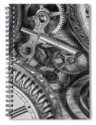 Memories In Time Spiral Notebook
