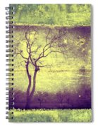 Memories Like Trees Spiral Notebook