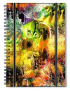 Memories Of Cats Past And Present Spiral Notebook