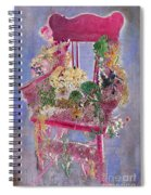 Memories Of Grandmother's Garden Spiral Notebook