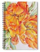 Memories Of Spring Spiral Notebook