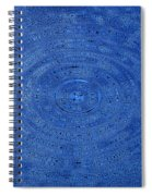 Memories Of Years Past Swirling Around Version Three Spiral Notebook