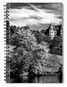 Memories Of Yesteryear Spiral Notebook
