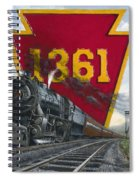 Memories Relived Spiral Notebook