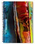Memory From Africa 01 Spiral Notebook