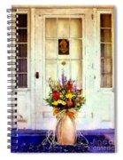 Memory Lane Spiral Notebook