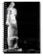 Memory Reborn Bw Spiral Notebook
