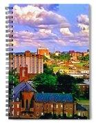 Memphis Church Spiral Notebook