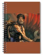 Men Spiral Notebook