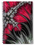 Menacing Approach Spiral Notebook
