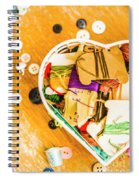 Mending Hearts Spiral Notebook
