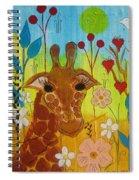 Mending Love Spiral Notebook