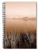 Mendocino Morning Spiral Notebook