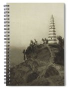 Mennie, Donald The Grandeur Of The Gorges. Fifty Photographic Studies... Of China's Great Waterway,  Spiral Notebook