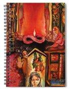 Menstuartion Spiral Notebook