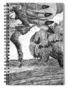 Mental Maelstrom Spiral Notebook