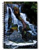 Mental Vacation Spiral Notebook
