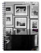 Mephistos Waltz Spiral Notebook