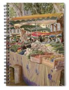 Mercato Provenzale Spiral Notebook