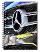 Mercedes Benz  Spiral Notebook