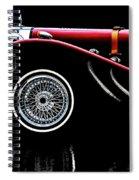 Mercedes Benz Ssk  Spiral Notebook