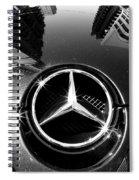 Mercedes Maclaren Spiral Notebook