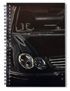 Mercedes Sl  Spiral Notebook