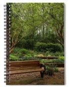 Botanic Garden Spiral Notebook