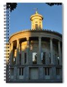 Merchant Exchange Building - Philadelphia Spiral Notebook