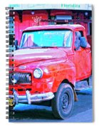 Mercurio Spiral Notebook
