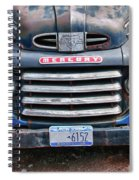 Mercury 2234 Spiral Notebook