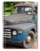 Mercury 2235 Spiral Notebook
