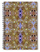 Loma Gold Spiral Notebook