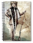 Meriwether Lewis Spiral Notebook
