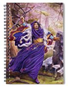 Merlin Spiral Notebook
